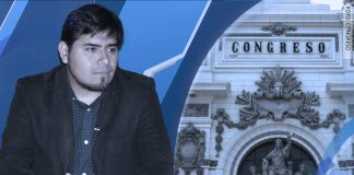 Luis Miguel Purizaga - Congreso (Foto: Parlamento)