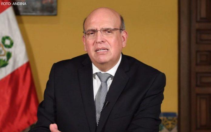 Mario López Chávarri - Foto: Andina