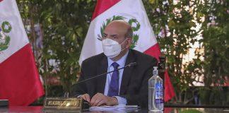 Mario López Chávarri - Foto: Presidencia
