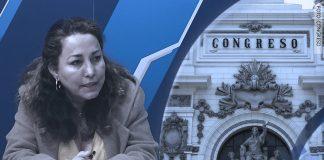 Maritza Espinoza - Congreso (Foto: Parlamento)