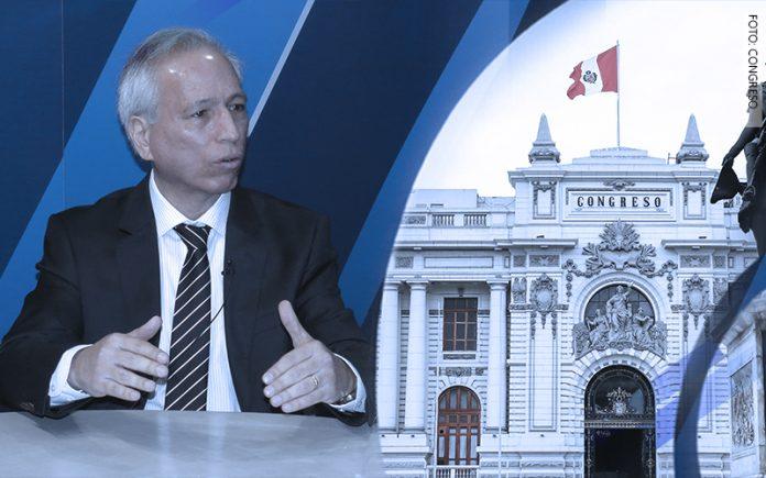 Aldo Vásquez - Congreso (Foto: Parlamento)