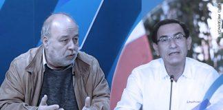 Carlos Monge - Martín Vizcarra (Foto: Ideeleradio)