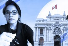 Cruz Silva - Parlamento (Foto: Congreso)