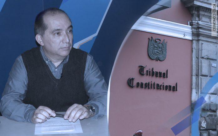 David Lovatón - Tribunal Constitucional - Ideeleradio
