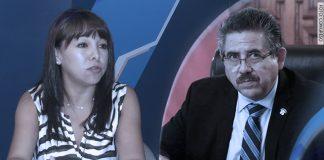 Mirtha Vásquez - Manuel Merino de Lama - Foto-Congreso