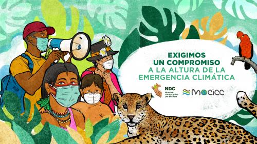 Movimiento Ciudadano frente al Cambio Climático - MOCICC
