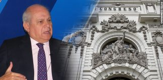Pedro Cateriano - Parlamento (Foto: Congreso)