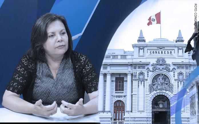 Rocío Silva Santisteban - Congreso (Foto: Parlamento)