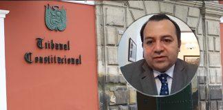 Stuardo Ralón - Tribunal Constitucional - Ideeleradio