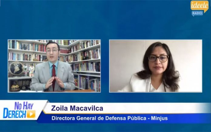 Zoila Macavilca - Ideeleradio