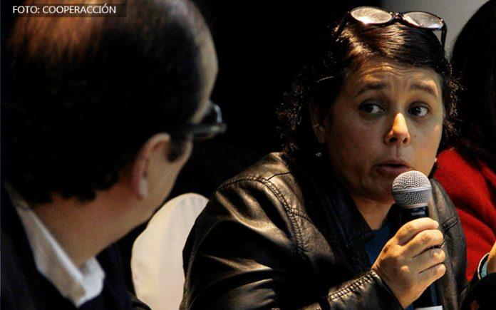 Ana Leyva (Foto - CooperAcción)