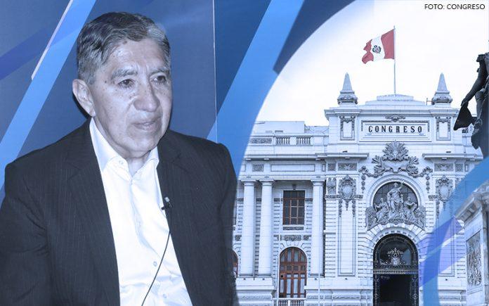 Avelino Guillén - Parlamento (Foto: Congreso)