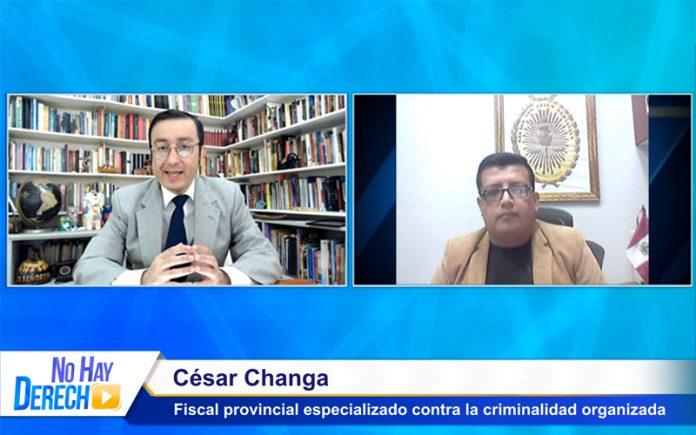 Glatzer Tuesta - César Changa - Ideeleradio