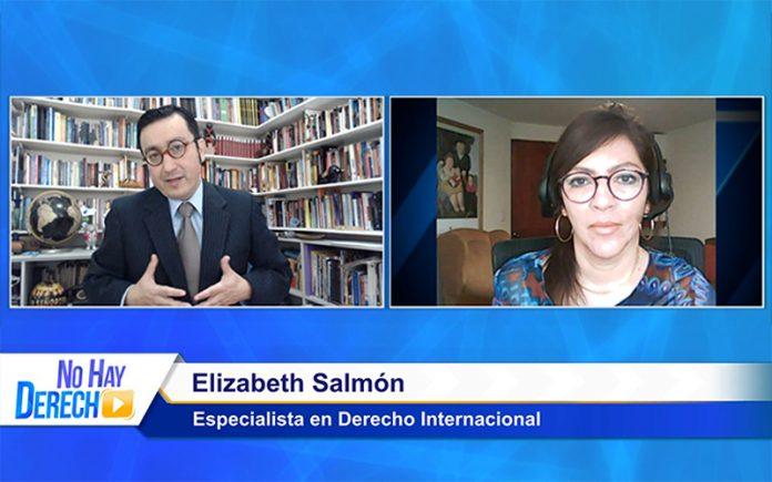 Glatzer Tuesta - Elizabeth Salmón - Ideeleradio