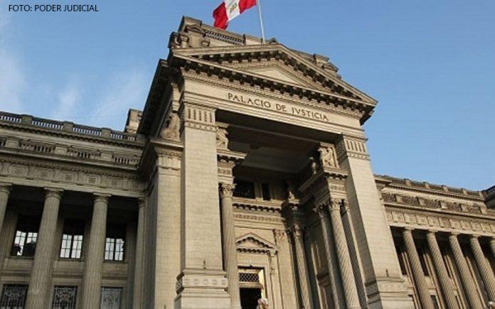 Palacio de Justicia (Foto: Poder Judicial)