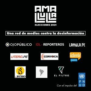 Ama Llulla - Red de medios contra la desinformación (Foto: Ama Llulla