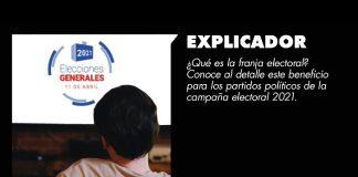 Explicador Ama Llulla (Foto: Andina)