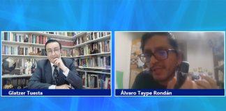 Glatzer Tuesta - Álvaro Taype Rondán - Ideeleradio