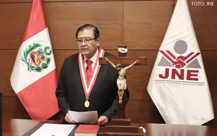 Jorge Salas Arenas (Foto: JNE)