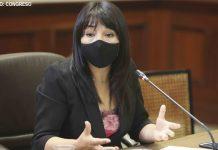 Mirtha Vásquez - Foto: Congreso