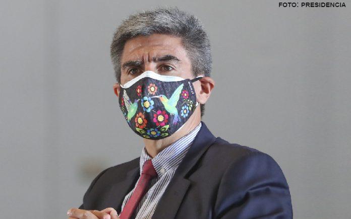 Alejandro Neyra (Foto: Presidencia)