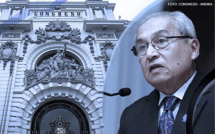 Congreso de la República - Pedro Chávarry (Foto: Congreso - Andina)
