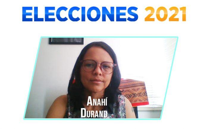 Anahí Durand - Ideeleradio