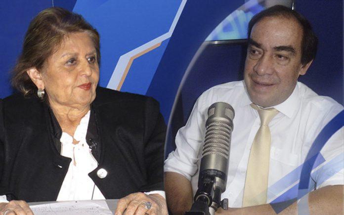 Carmen González - Yonhy Lescano - Ideeleradio