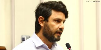 Daniel Olivares (Foto: Congreso)