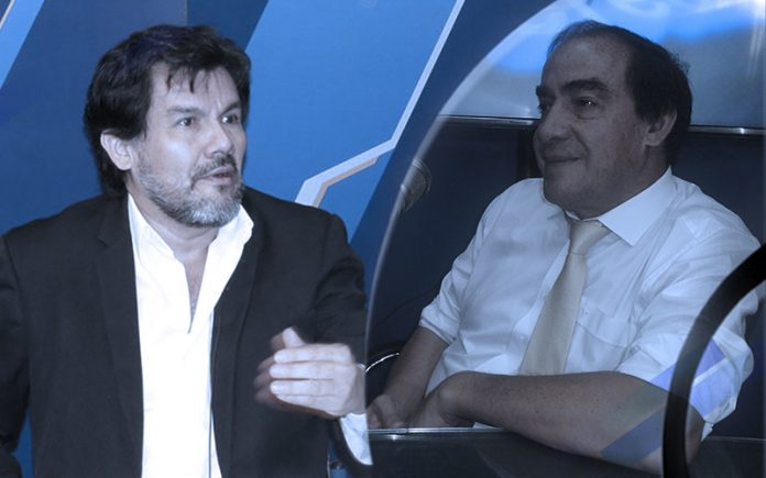 Javier Torres - Yonhy Lescano - Ideeleradio