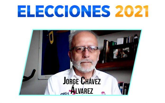Jorge Chávez Álvarez - Ideeleradio