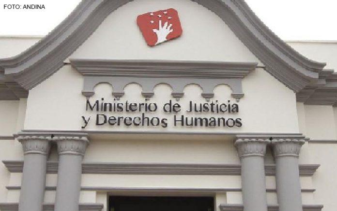 Ministerio de Justicia - Foto: Andina