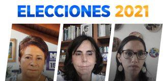 Susana Chávez - Patricia Arévalo - Lucía Alvites - Ideeleradio 22-03-2021