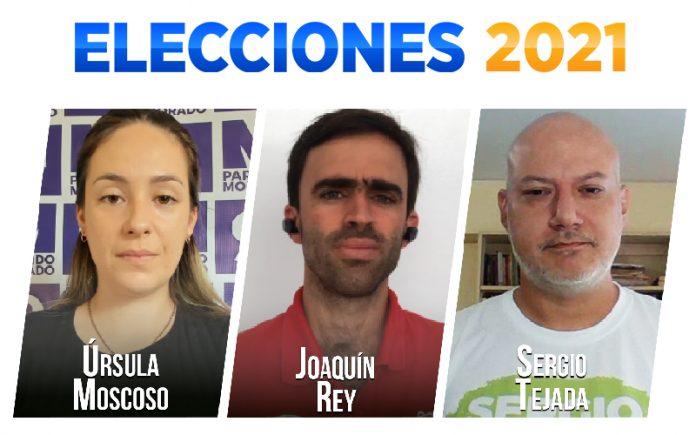 rsula Moscoso - Joaquín Rey - Sergio Tejada - Ideeleradio - 22-03-2021