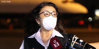 Violeta Bermúdez (Foto: Presidencia del Consejo de Ministros)