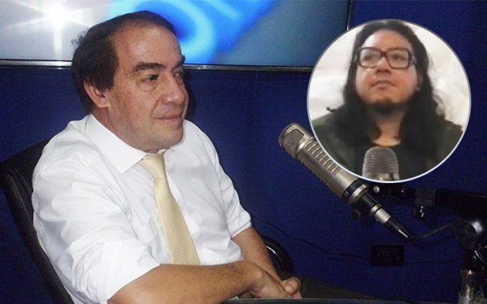 Yonhy Lescano - Carlos León Moya - Ideeleradio