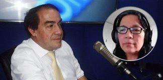 Yonhy Lescano - Patricia Zárate - Ideeleradio
