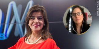 Clara Elvira Espina - Claudia Cisneros (Foto: La República)