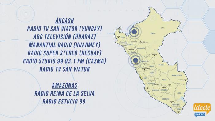 Ideeleradio - Áncash - Amazonas