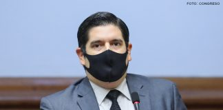 Luis Roel (Foto: Congreso)