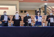"Presentan ""Proclama ciudadana: Juramento por la democracia"" (Foto: Ideeleradio)"