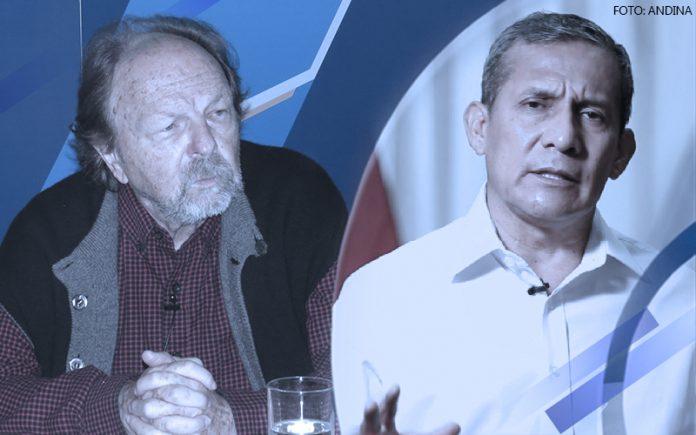 Salomón Lerner Ghitis - Ollanta Humala (Foto: Andina)