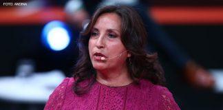Dina Boluarte (Foto: Andina)