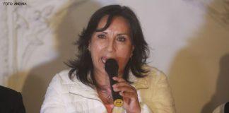Dina Boluarte - Foto: Andina