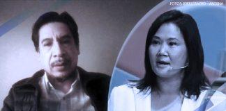 José Luis Ramos - Keiko Fujimori - Ideeleradio