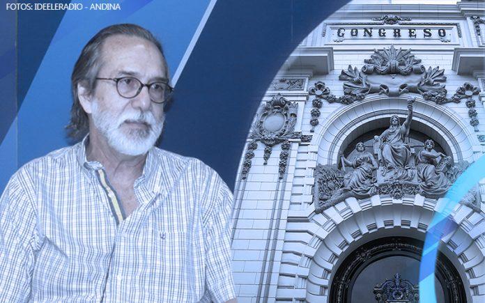 Hernán Chaparro - Congreso (Fotos - Ideeleradio - Andina)