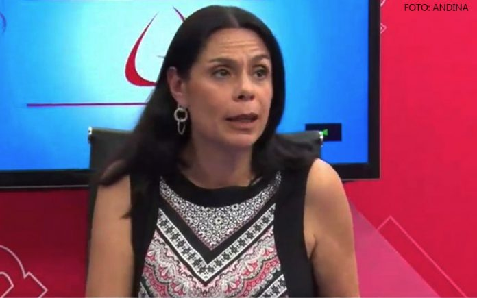 Miriam Larco (Foto: Andina)