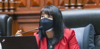Mirtha Vásquez (Foto: Congreso)