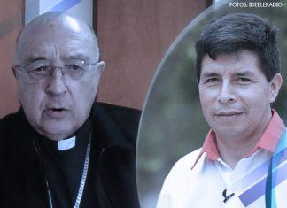 Pedro Barreto - Pedro Castillo (Fotos: Ideeleradio - Andina)