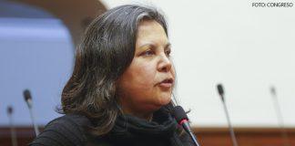Rocío Silva-Santisteban - (Foto: Parlamento)